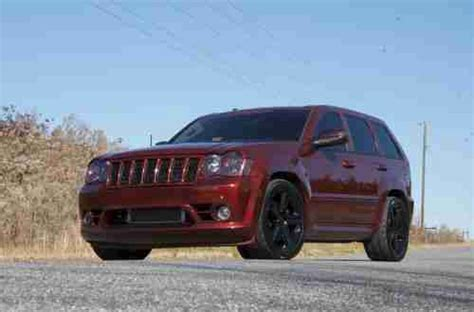 Buy Used 2008 Jeep Srt-8 Whipple Supercharged, Flawless