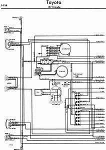 Toyota Corolla 1971 Wiring Diagrams