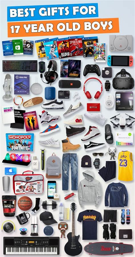 gifts   year  boys   gift ideas cool
