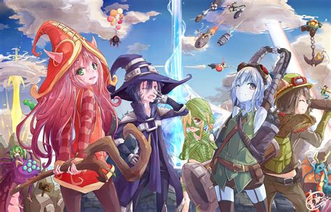 Anime League Of Legends Wallpaper - league of legends elise jinx nami vizac lulu teemo