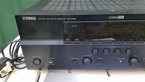 Sold  Yamaha 7 2 Av Receiver Rx