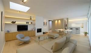 agencement et decoration d39une maison contemporaine With nice amenager un jardin rectangulaire 11 conseil amenagement salon salle a manger