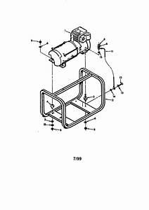 Craftsman 2400 Watt Portable Ac Generator Parts