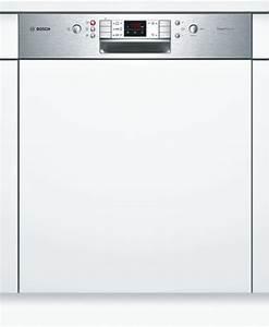 Lave Vaisselle Integrable Bosch : electromenager bosch paiement a la livraison electro ~ Melissatoandfro.com Idées de Décoration