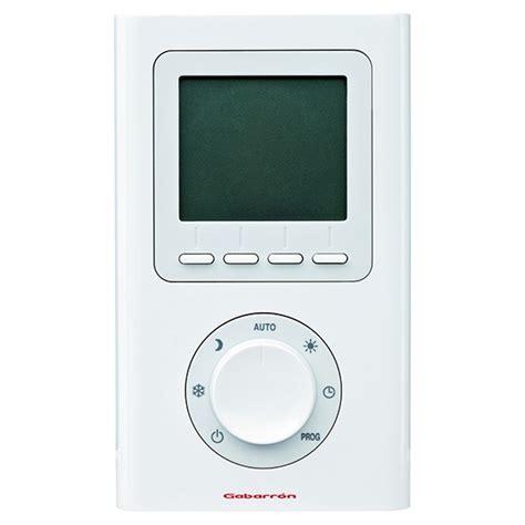 thermostat zone multi mains borne programmable elnur heating