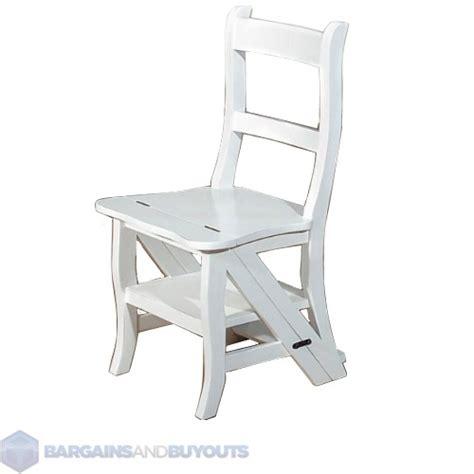 franklin multi purpose chair step stool white 8545400 ebay