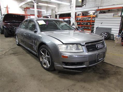 Parting Out 2004 Audi A8