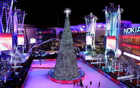 christmas events and holiday activities in los angeles for