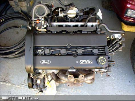 MWSTEWART.CO.UK   2.0 16v VCT Duratec (Zetec) Turbo conversion