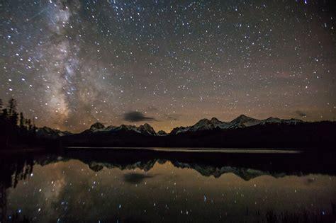 One The Darkest Places World Idaho Night