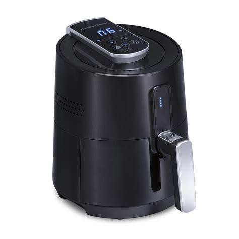 hamilton beach freidora fryer air oven aire digital clean easy friday recipes freidoras negro nonstick walmart cafetera sin tazas aceite