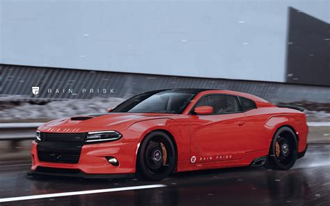 Dodge Charger Coupe by Prisk Dodge Charger Coupe