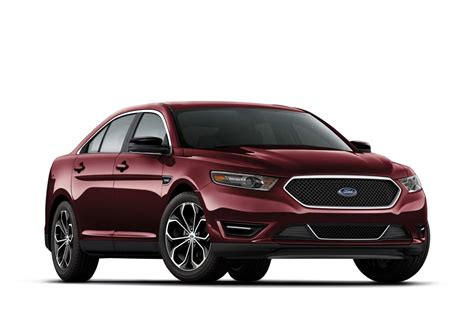 2019 Ford® Taurus Sho Sedan  Model Highlights Fordcom