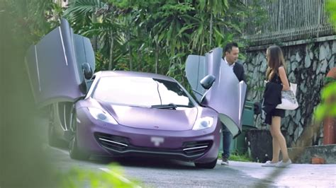 Picking Up Uber Riders With A Mclaren  Autobuzzmy Youtube