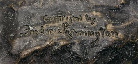 Excellent Copy Of Frederic Remington's Mountain Man Bronze