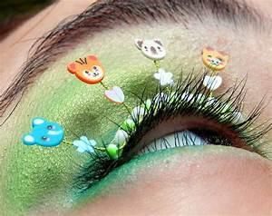 Funky Eyelash Designs - Website For Women