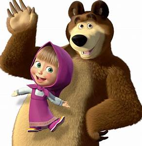 Masha and the Bear (for children aged from 3 to 8) Grand Admiral Resort & SPA