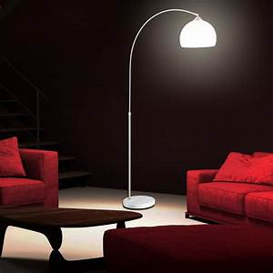 Stehlampe Mit Tisch : stehlampe mit marmorsockel und teleskopfunktion newcastle lampen m bel r ume wohnzimmer ~ Indierocktalk.com Haus und Dekorationen