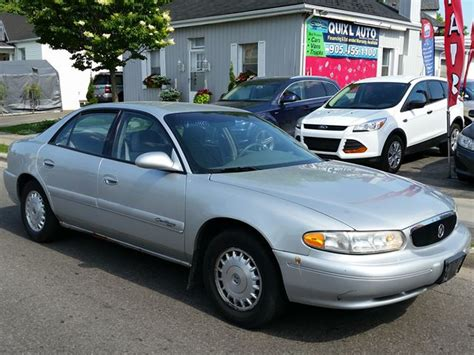 Buick Century 2002 by 2002 Buick Century Custom Grey For 2900 In Brton