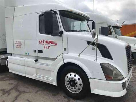 2009 volvo truck volvo vnl 2009 sleeper semi trucks
