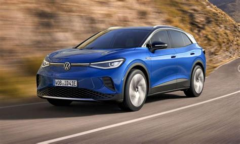 Volkswagen unveils ID.4 electric SUV   The Star