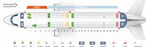 Seat Map Embraer Erj