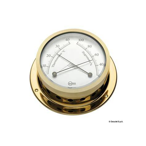 Igro/termometro Barigo Star dorato - Clicson - Risparmia a ...