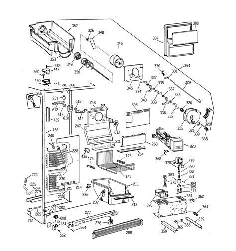 ge ice maker wiring diagram wiring diagram