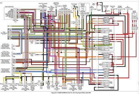 2009 harley davidson road king wiring diagram 1990 harley