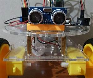 Obstacle Avoiding And Manual Controllable Robot Using