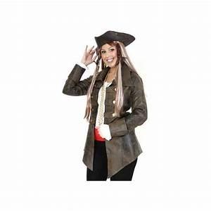 Damen Kostüm Piratin : damen kost m piratenjacke elli gr 48 pirat piratin musketier kost me nach themen kost me ~ Frokenaadalensverden.com Haus und Dekorationen