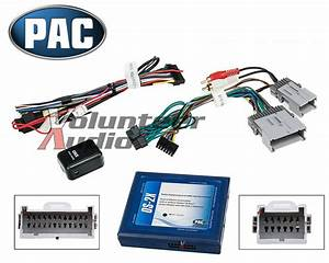 Gm Car Stereo Radio Installation Install Wiring Harness Interface Bose   Onstar