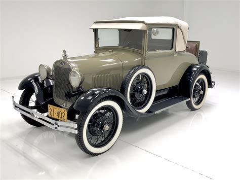 1928 Ford Model A by 1928 Ford Model A Sport Coupe For Sale 92386 Mcg