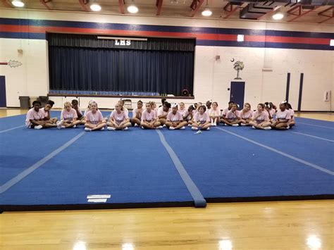 cheerleading cheerleading long middle school