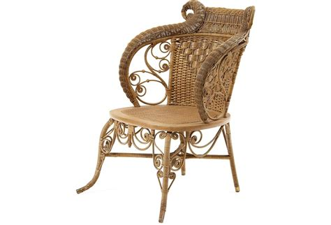 heywood wakefield wicker chair c 1890