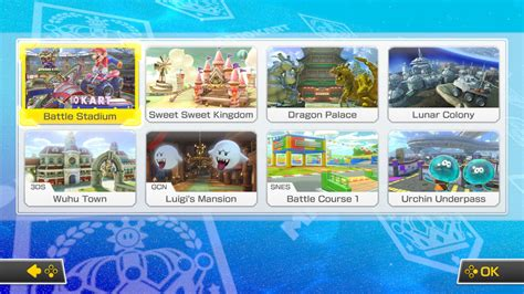 siege kart preview battle mode is back on form in mario kart 8