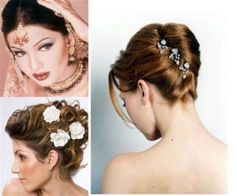 indian wedding  reception hairstyle trends  india