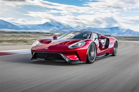 The New Ford Gt 2017 by 2017 Ford Gt Drive Review Automobile Magazine