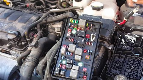 chevy cruze fuse box fails  power windows lights