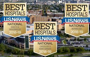 Five Sentara Hospitals Ranked in 2018 U.S. News & World ...