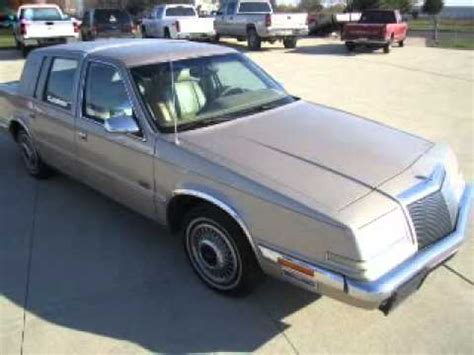 1993 Chrysler Imperial by 1993 Chrysler Imperial Morton Il