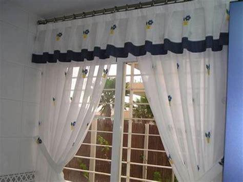 cortinas  cocinas modernas fotos