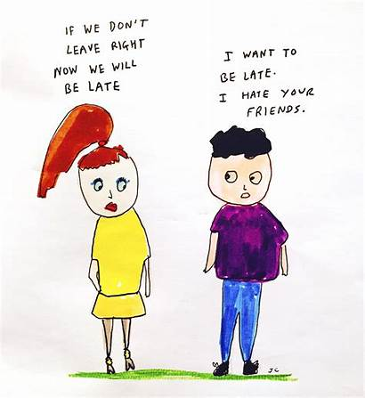 Jessie Cave Doodles Comedian Shares Exclusive Paintings