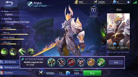 Argus Attacker-tanky Jungle Build 2019