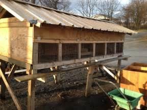 Free Hutch Rabbit Woodworking Plan