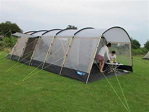 Kampa Croyde 8 Family Tunnel Tent By Kampa For 71500