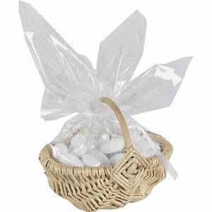 Petit Panier En Osier : petit panier en osier blanc pcf1390 vannerie pack ~ Dallasstarsshop.com Idées de Décoration
