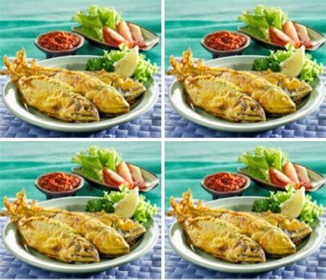 Resep babi goreng samcan lada garam ini sangat simple banget masaknya. Resep Ikan Kembung Goreng Garing Renyah Bumbu Kuning - Oke ...