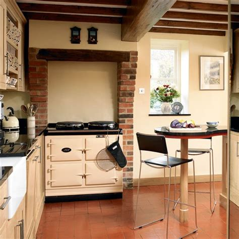 Countrystyle Kitchen  Small Kitchen Design Ideas