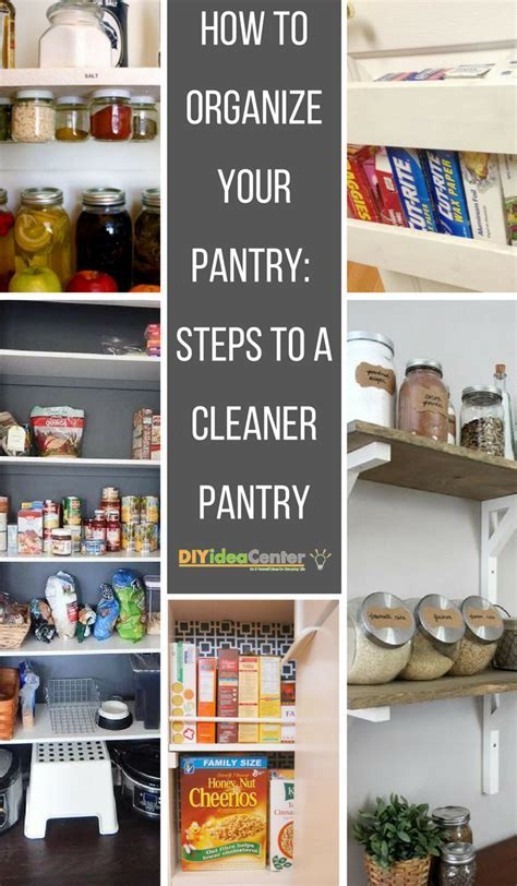 How to Organize Your Pantry: Steps to a Cleaner Pantry